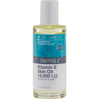 Derma E Vitamin E Skin Oil 14,000 I.U. - 60mL