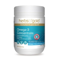 Herbs of Gold Omega-3 Concentrate