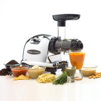 Omega J8226 Nutrition Center Commercial Masticating Juicer