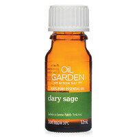 The Oil Garden Clary Sage Pure Essential Oil - 12mL