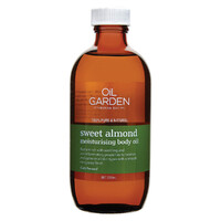 The Oil Garden Sweet Almond Oil - 200mL
