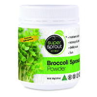 Super Sprout Organic Broccoli Sprout Powder - 135g