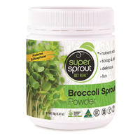 Super Sprout Organic Broccoli Sprout Powder