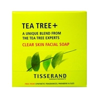 Tisserand Tea Tree + Clear Skin Facial Soap - 100g