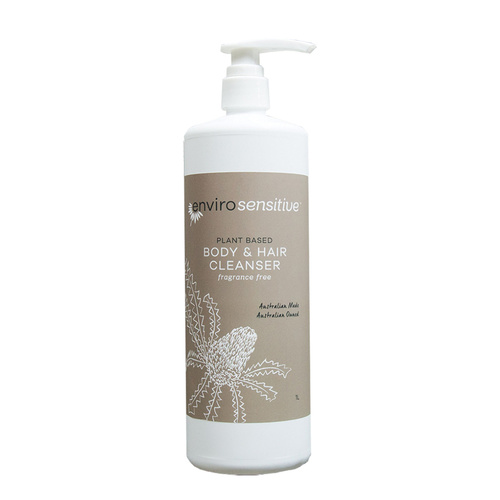 Envirocare Body and Hair Cleanser - 1L