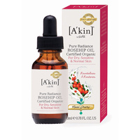 A'kin Pure Radiance Certified Organic Rosehip Oil - 23mL