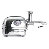 Angel 8500 Stainless Steel Twin Gear Juicer