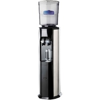 Aquaport Executive Water Filter and Cooler - Black/Stainless