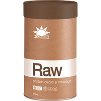 Amazonia Raw Protein Isolate - Cacao Coconut 500g