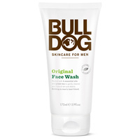 Bulldog Natural Skincare Original Face Wash - 175mL