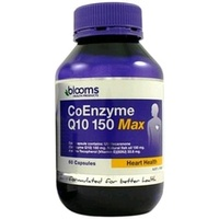 Blooms CoEnzyme Q10 Max 150mg - 60 capsules