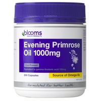 Blooms Evening Primrose Oil - 1000mg