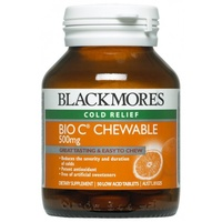 Blackmores Bio C Chewable 500mg - 50 tablets