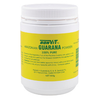 Bonvit Guarana Energy 100 percent Pure Powder