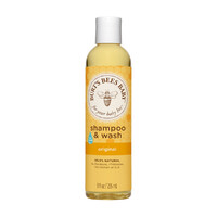 Burt's Bees Baby Bee Shampoo and Wash - 235mL