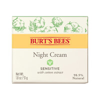 Burt's Bees Sensitive Night Cream - 50g