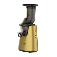 Kuvings C7000 Whole Slow Juicer with Free Strainers - Gold