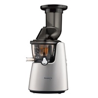 Kuvings C7000 Whole Slow Juicer with Free Strainers - Silver