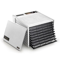Excalibur 9 Tray Food Dehydrator (No Timer) - White