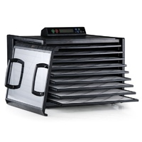 Excalibur 9 Tray Food Dehydrator with 48 Hour Digital Timer