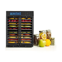 Excalibur RES10 10 Tray Food Dehydrator with 99 Hour Digital Timer