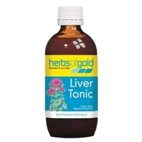 Herbs of Gold Liver Tonic Oral Liquid (Alcohol Free) - 200mL