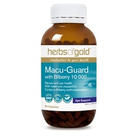 Herbs of Gold Macu-Guard - 90 vegetable capsules