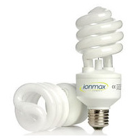 Ionmax Ion125 Oxylight Ioniser Light Bulb - 15 W (Screw-in)