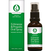 Kiwiherb Echinacea and Propolis Oral Spray - 30mL