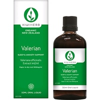 Kiwiherb Valerian Sleep and Anxiety Support
