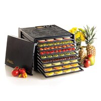Excalibur 9 Tray Food Dehydrator with 26 Hour Timer - Black