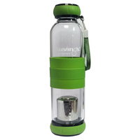 Kuvings Tea Infuser Travel Bottle 500mL - Green
