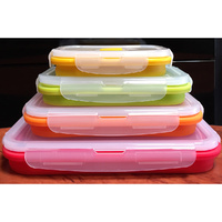Kuvings Pack & Stack Containers - Rectangular