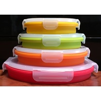 Kuvings Pack & Stack Containers - Round