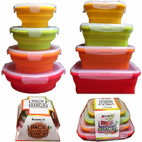 Kuvings Pack & Stack Containers - Twin Pack