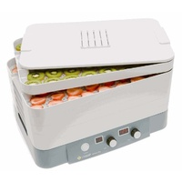 L'Equip 918 Filter Pro Food Dehydrator with 24 Hour Timer - 6 Trays