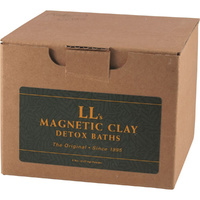 LL Magnetic Clay Detox Bath Clear Out 2.27kg