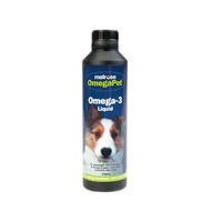 Melrose Omegapet Omega-3 Liquid Supplement