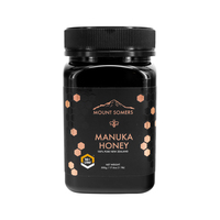 Mount Somers Manuka Honey UMF10 Plus - 500g