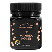 Mount Somers Manuka Honey UMF15 Plus - 250g