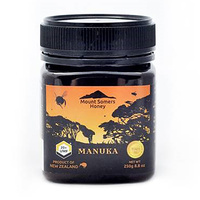 Mount Somers Manuka Honey UMF20 Plus - 250g