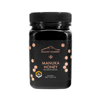 Mount Somers Manuka Honey UMF5 Plus - 500g