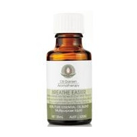 The Oil Garden Breathe Easier Essential Oil Blend - 25mL