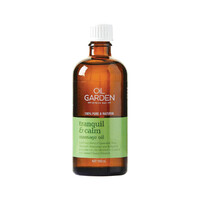The Oil Garden Tranquil and Calm Massage Oil - 100mL