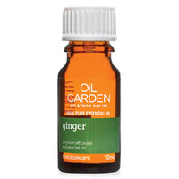 The Oil Garden Ginger Pure Essential Oil - 12mL