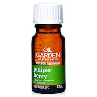 The Oil Garden Juniper Berry Pure Essential Oil - 12mL