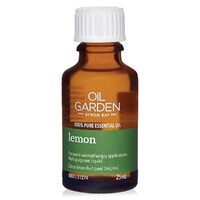The Oil Garden Lemon Pure Essential Oil - 25mL