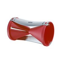 Gefu Spirelli Duo Spiral Slicer - Red