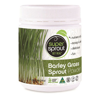 Super Sprout Organic Barley Grass Sprout Powder - 80g
