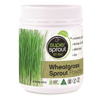Super Sprout Organic Wheatgrass Sprout Powder - 80g